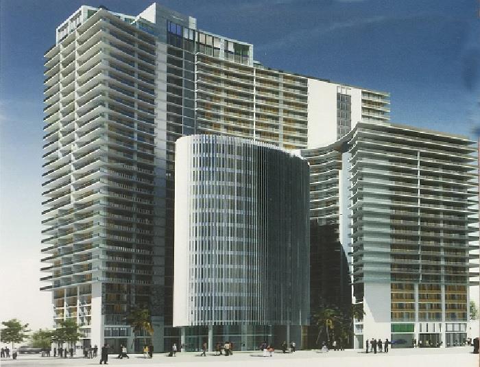 Đầu tư Tổ hợp nhà ở cao cấp kết hợp dịch vụ Thương mại và Văn Phòng cho thuê
