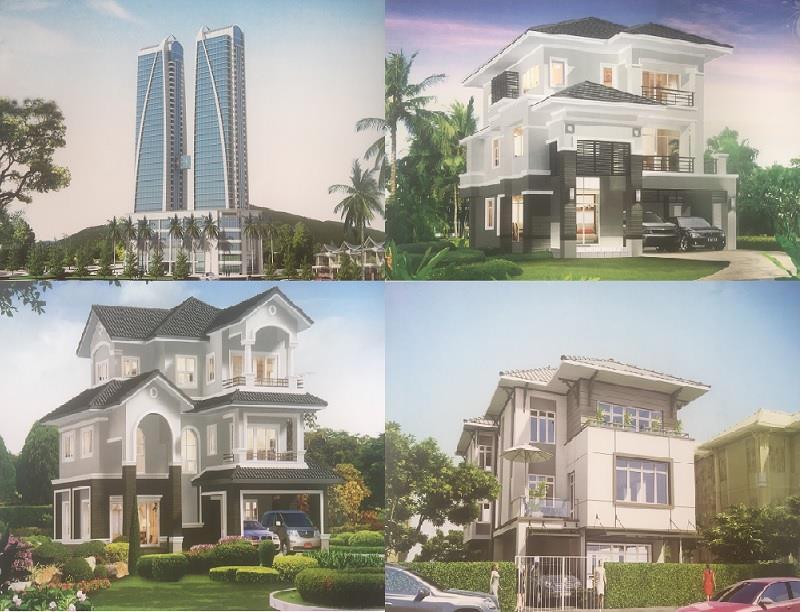 Tổ hợp Thương mại, Văn phòng cho thuê, nhà ở cao tầng và biệt thự cao cấp Sơn Trà Điện Ngọc - Thành phố Đà Nẵng